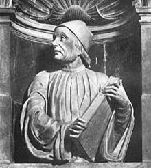 """Marsilio Ficino: philosopher of  """"platonic love"""" , and Prisca theologia- asserting that a single, true, theology exists, which threads through all religions, and which was given by God to man in antiquity. also see http://en.wikipedia.org/wiki/Prisca_theologia"""