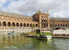 Plaza de Espanha Sevilha
