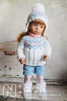 Одёжки для Миношки, Minouche / Одежда и обувь для кукол - своими руками и не только / Бэйбики. Куклы фото. Одежда для кукол