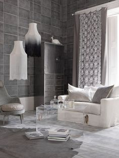 Room Swoon: Monochrome and metal | Life.Style.etc