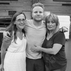 Via Zach: Happiest of Mothers days to these 2 .... My mother and my Mother in Law ... Both 2 of the strongest women I know - @harryreesephoto #zachmyers #shinedown   Barry Kerch Brent Smith Eric Bass Shinedown Shinedown Nation Shinedowns Nation Zach Myers