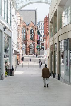 The multi-award-winning Trinity Leeds centre houses shops, bars, restaurants and a cinema in an all-day, all-evening venue. Leeds England, Yorkshire England, West Yorkshire, Republic Of Ireland, Travel Goals, Great Britain, Amazing Places, Arcade, Ireland