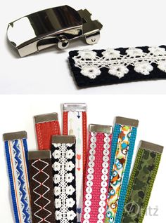 Check out the brand new Dritz slide buckle and belt tips! DIY belt-making is easy & fun! #sewing #DIY