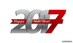 Vektor: Happy New Year