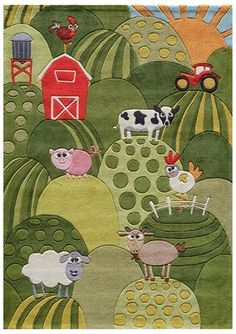 Another cute applique quilt idea