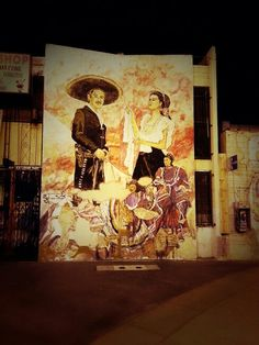 Mariachi Plaza - Boyle Heights Downtown East Los Angeles