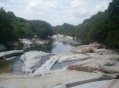 La mina. rio Badillo
