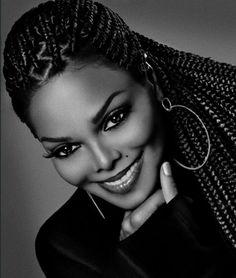 Janet Jackson by Marco Glaviano, Janet Jackson Baby, Michael Jackson, Jo Jackson, Jackson Family, Lisa Marie Presley, Black Girls Rock, Black Girl Magic, Paris Jackson, Beautiful Black Women
