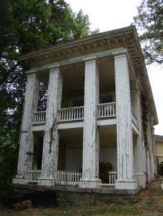 gentlemanfromvirginia:  Southern Gothic, yes?
