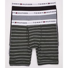 Tommy Hilfiger Cotton Classics Boxer Brief 3-Pack ($40) ❤ liked on Polyvore featuring men's fashion, men's clothing, men's underwear, boxer brief, men, underwear, american eagle mens boxer briefs, mens cotton boxer briefs, men's boxer briefs and mens underwear boxer briefs