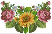 Gallery.ru / Фото #22 - схемы для вышиванок - zhivushaya