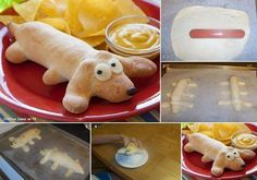 Totally going to make this when I can eat hotdogs again!!