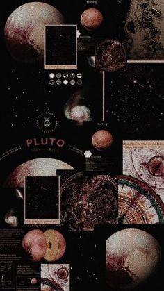 Planets Wallpaper, Wallpaper Space, Mood Wallpaper, Homescreen Wallpaper, Iphone Background Wallpaper, Retro Wallpaper, Dark Wallpaper, Tumblr Wallpaper, Galaxy Wallpaper
