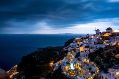 Nighttime at Santorini by Dimitris  Damien  on 500px