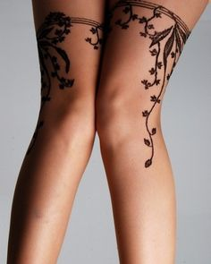Henna Tattoo Idea! | Tattoo Ideas Central