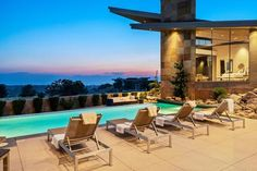 Big Cottonwood Canyon, Salt Lake City, UT Indoor Outdoor Living, Outdoor Decor, Yellowstone Club, Cottonwood Canyon, Modern Mountain Home, Jacuzzi Outdoor, Building A Pool, Closer To Nature, Architectural Features