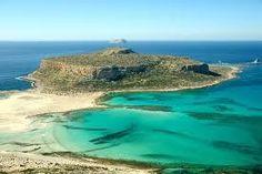 """""""Balos Beach"""" in Kastelli, Greece"""