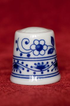 Gallery.ru / Фото #20 - Franklin Mint - Thimbles of the Worlds' Porcelain Houses - Joniks