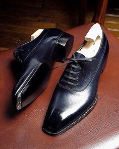 Men's Leather Dress Shoes for Sale Handmade Leather Shoes, Leather Men, Slip On Shoes, Men's Shoes, Shoes Men, Loafer Shoes, Black Prom Suits, Gentleman Shoes, Exclusive Shoes