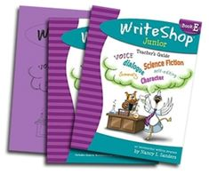 WriteShop Junior E Set -Teacher Guide/Activity Pack/TimeSaver Paragraph Writing, Pre Writing, Teaching Writing, Writing Resources, Writing Activities, Creative Teaching, Creative Writing, Shape Poems, Make Your Own Game