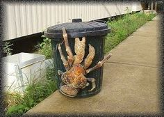 Australian coconut crab -- holy shit!!!!!!