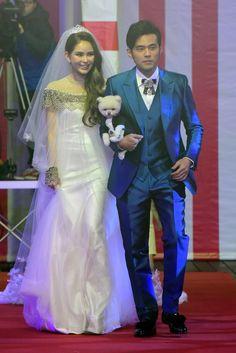 Jay Chou's wedding (Taipei)