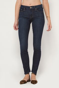 MOTHER The Looker Jeans. #mother #cloth #