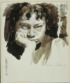 ALONGTIMEALONE: (via Kathe Kollwitz | Flickr - Photo Sharing!)