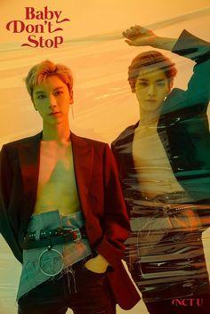NCT [Baby Don't Stop] - Ten & Taeyong #nct #kpop