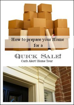 Curb Alert!: Curb Alert! Home Tour: Sold our Home in 4 days!