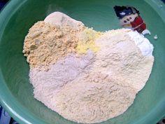 Come fare il mix di farina senza glutine in casa