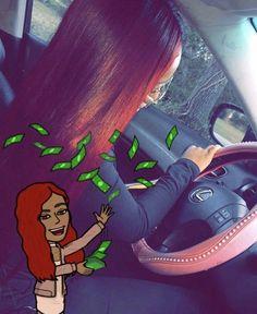 Black Girls Hairstyles, Straight Hairstyles, Cute Car Accessories, Girly Car, Mood Instagram, Natural Hair Styles, Long Hair Styles, Cute Cars, About Hair