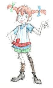 Pippi Longstocking!