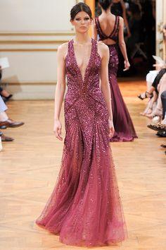Zuhair Murad Herbst/Winter Haute Couture - Fashion Shows Zuhair Murad Haute Couture, Beautiful Gowns, Beautiful Outfits, Couture Fashion, Fashion Show, Gothic Fashion, Victorian Fashion, Fashion Fashion, Runway Fashion