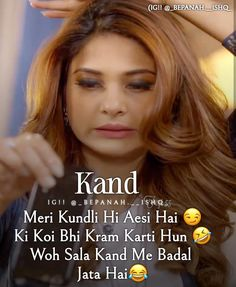 """Attitude_Queen👑 on Instagram: """"@_bepanah.__ishq_ All attitude post her 👇 @_bepanah.__ishq_ Ager aap ko attitude post pasand hai to follow karo @_bepanah.__ishq_ Osm post…"""" Bossy Quotes, Bad Words Quotes, Hindi Attitude Quotes, Sad Girl Quotes, Funny Quotes In Hindi, Attitude Quotes For Girls, Crazy Quotes, Cute Funny Quotes, Girly Quotes"""