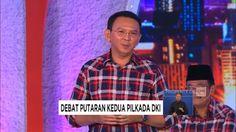 Detik-Detik Bohongnya Ahok dalam Debat Final Pilkada Jakarta