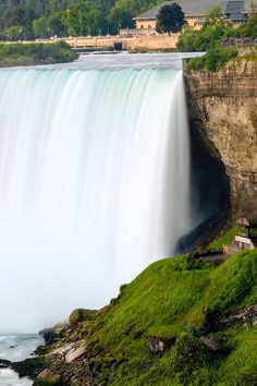Niagara Falls, Canada Niagara Falls, Waterfall, Canada, Outdoor, Beauty, Beautiful Images, Outdoors, Beleza, Outdoor Life