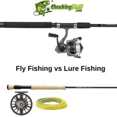 What's the difference between Fly Fishing and Lure Fishing check out our guide for more into. What's the difference between Fly Fishing and Lure Fishing check out our guide for more into. Trout Fishing, Bass Fishing, Best Fly Fishing Rods, Kinds Of Lines, Fly Fishing For Beginners, Aquatic Insects, Braided Line, Fly Reels, Types Of Fish