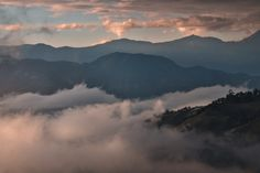 Clouds, Mountains, Nature, Outdoor, Traveling, Instagram, Top, Scenery, Fotografia