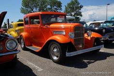 Street Rodders for Life Labor Day Car Show | Hotrod Hotline