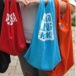 Tote bag from old t-shirt craft-ideas
