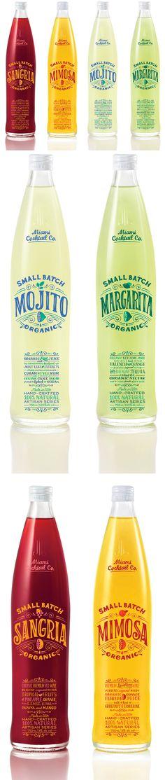 Label / Miami Cocktail Company