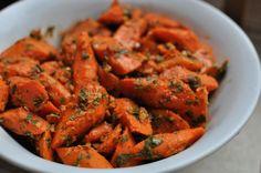 Casablanca Carrots from #wellfed2 by Melissa Joulwan #autoimmunepaleo #autoimmuneprotocol