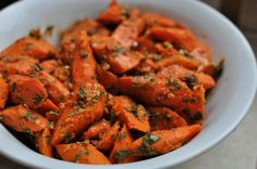 Casablanca Carrots from #wellfed2 by Melissa Joulwan