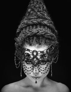 "Embrace the ""Dark"" in ISSUE 33: Forward  Visit http://bit.ly/DBM_33 to preview the new issue!  Photographer/Retoucher: Stanley Ipkiss - Bubble Gum Media Group Stylist: Kasia Cygańska Hair: Maciej Wójcik - Dread-Zone Makeup: Lewicka Model: Savra Location: Studio Kwadrat"