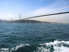Bosphoros Bridge, Istanbul, Turkey