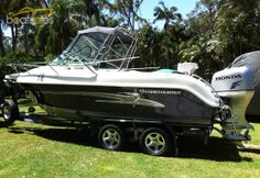 2010 HAINES HUNTER 585 R LIMITED