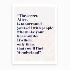 The secret...