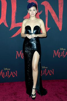 Jessica Henwick - Mulan Film Premiere - 6 Jessica Henwick Iron Fist, Colleen Wing, Los Angeles Usa, English Actresses, Red Carpet, Celebrity, Marvel, Glamour, Film