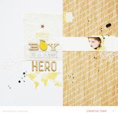 Ania-Maria Wolniak. every BOY is a super HERO